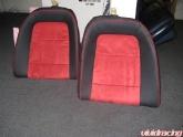 GT-R Rear Seats In Process