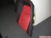 GT-R Rear Seats In Process
