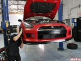Project GT-R Front Bumper Complete with Fog Lights