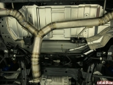 Meisterschaft Titanium Exhaust For the GTR