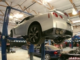 GT-R Getting Some Parts Fabbed
