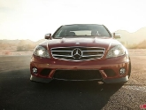 Mercedes C63 Exhaust Video Shoot