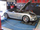 Viper SRT10 on Dyno with Belanger Exhaust
