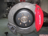 Viper SRT10 Rotora Drilled & Slotted Rotors