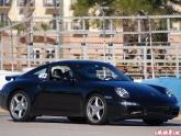 Rick's Porsche 997C2 with TechArt III Rear Spoiler