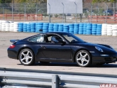 Rick's Porsche 997C2 with TechArt III Rear Spoiler
