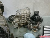 RMiller tranny disassembled