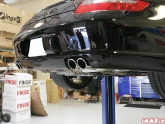 Rob's Porsche 997 C4S with the Agency Power Exhaust