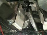 Custom Drive Shaft Installed
