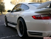 Saif Porsche 997c2 With Speedart And Brembo