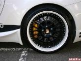 Saif Porsche 997c2 With Speedart And Brembo