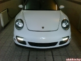 VR LED's Added to this White 997 Turbo