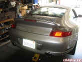 Sid installs K24/18G Turbos on his 996TT