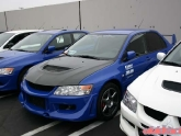 So Cal EVO Meet at XS Engineering
