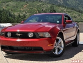Weston Smith's 2011 Mustang Gt