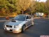 Zach's Subaru WRX STI