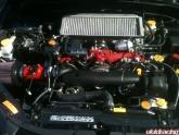 2011 Subaru Sti With Agency Power Parts