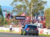 Matias Subaru STI Time Attack Racing from Chile