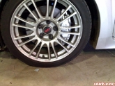 Painted STI Calipers Silver