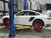 Targa Preperation with Niche wheels and Toyo Tires