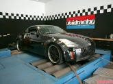 350Z Testing AP Pulley Kit