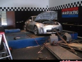 Nissan 350Z with ProCharger Supercharger