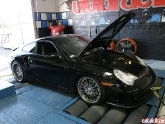 Porsche 996TT with Flash, Intake, DV's, Plugs, Exhaust - 450awhp