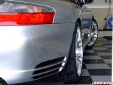 Tim's Porsche 996 Turbo with HRE P40 Wheels