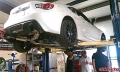 Scion FRS with Agency Power Catback Exhaust Installation