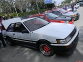 Edgar's AE86 from CHP Racing Shop