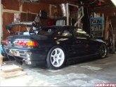 Time Attack Toyota Mr2 With Gram Lights