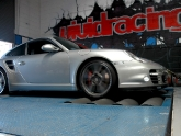 Porsche 997.2 Turbo Dyno Run