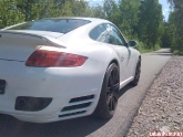 Tuomas Porsche 997TT with HRE P41 20inch Wheels
