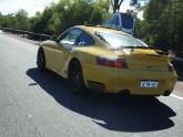 Vic's Porsche 996TT with Volk Time Attacks