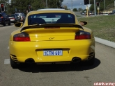 Vic's Porsche 996TT with Volk Time Attacks