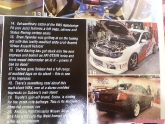 SEMA Coverage on the 2008 WRX