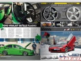 ADDX French Tuning Magazine Features VR EVO X