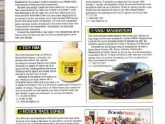 BMW UK Magazine PR on Vivid Racing