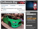 Car Domain Award 2008 SEMA Show
