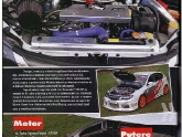 VR 2008 WRX Featured in Romanian Performance Magazine