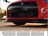 Total Nissan Project GTR Magazine Feature