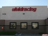 New Vivid Racing Sign Hung