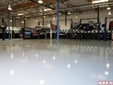 VR's New Garage Flooring