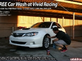 Vivid Racing Auto Salon Open with Free Car Washes