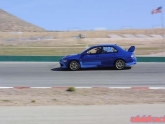 Willow Springs - Subaru vs EVO vs Mini