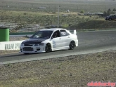 Willow Springs - Subaru vs EVO vs Mini