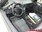 Porsche 997 C4s Rennline Interior