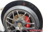 6piston GT3 350mm Rotor Brake Upgrade Porsche 997 Carrear