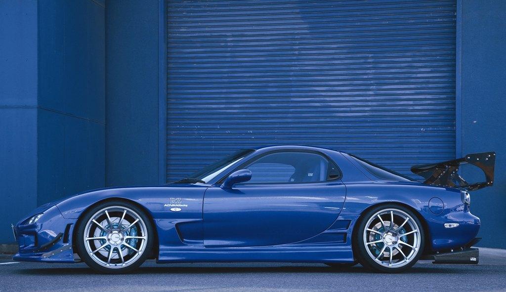 Mazda RX-7 RZ model