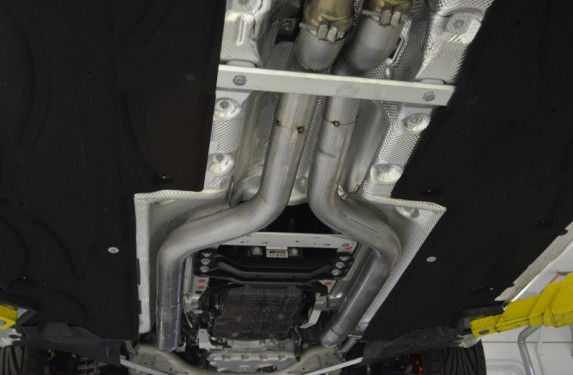 cls63-downpipe-testfit